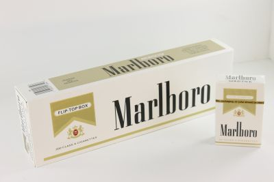 MARLBORO GOLD BOX