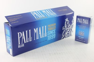 PALL MALL BLUE LT 100 BOX