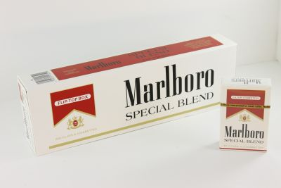 MARLBORO SPECIAL BLEND RED BOX