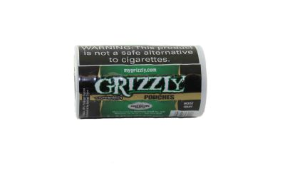GRIZZLY WINT POUCH